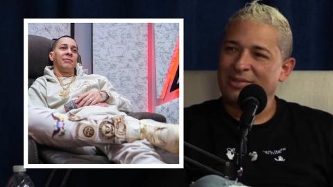 DJ Nelson se confiesa sobre Baby Rasta
