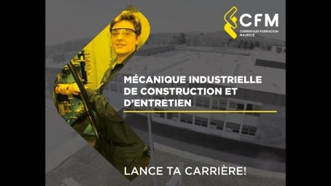 DEP | Mécanique industrielle de construction et d'entretien et son...