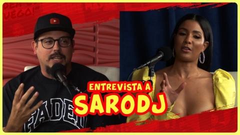 Chente se puso nervioso con Sarodj Bertin 😂😂😂