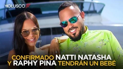 CONFIRMADO: Natti Natasha y Raphy Pina tendrán un bebé 👏🏽👏🏽