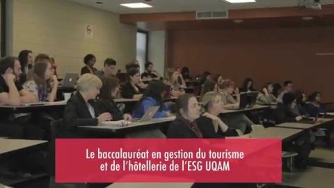 Baccalauréat en gestion du tourisme et de l'hôtellerie