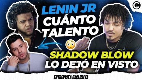 LENIN JR QUIERE GRABAR CON LÁPIZ CONCIENTE, PERO SHADOW LO DEJÓ EN...