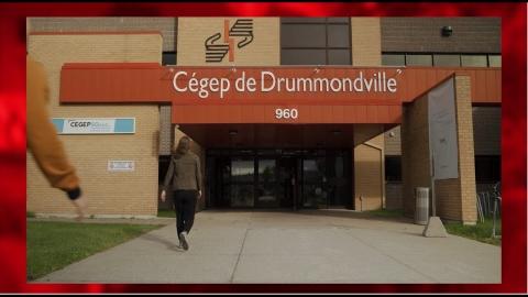 Visite virtuelle du Cégep de Drummondville
