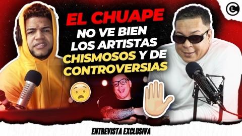 EL CHUAPE DICE LA MAYORÍA COPIAN A ROCHY RD. SE KILLA CON ARTISTAS...