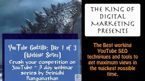 YouTube Godzilla (Teaser) - Day 1: Secrets to...