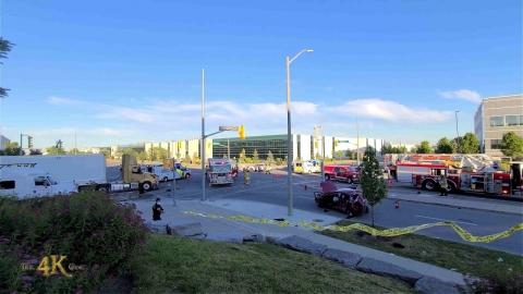 Vaughan: Crash between semi and car causes critical injuries 6-16-2021