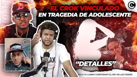 EL CROK EX DE LOS PEPE ESTÁ SIENDO INVESTIGADO POR TRAGEDIA DE UNA...