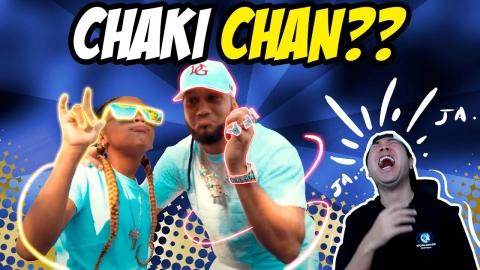 Coreano reacciona a El Alfa y La Tukiti 😂 Chaki Chan 😱