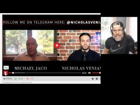Michael Jaco Simon Parkes Nicholas Veniamin Charlie Ward Mel K Alien...