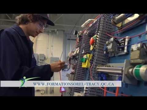 DEP   Électromécanique de systèmes automatisés