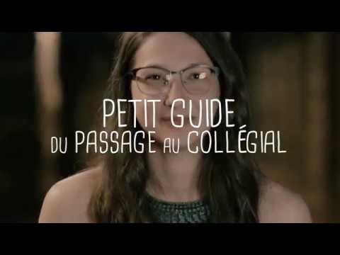 Petit guide du passage au collégial