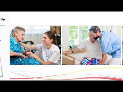 Séance d'information virtuelle secteur Santé