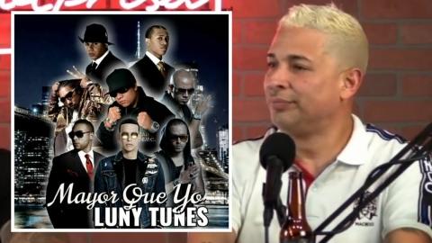 """DJ Nelson, la tiraera que paso con LunyTunes por el ritmo de """"Mayor..."""