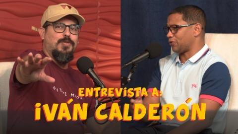 La triste y difícil niñez detrás de un campeón mundial: Iván Calderón 🥊🔥🥊