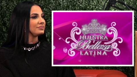 Patricia Corcino, como llega a Nuestra Belleza Latina
