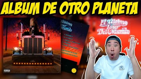 BAD BUNNY 'EL ÚLTIMO TOUR DEL MUNDO' REACCIÓN AL ALBUM 😂🤩