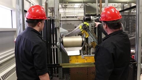 DEP | Opération d'équipements de production