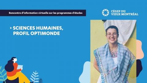 Webinaire | Sciences humaines - Optimonde