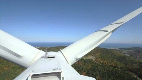 AEC | Maintenance d'éoliennes
