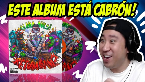 Reaccionando al álbum de Ovi 😱 Retumban2 🔥