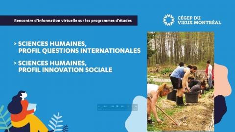 Webinaire  | Sciences humaines - Questions internationales et...