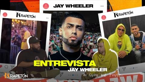 JAY WHEELER sobre La Curiosidad rmx, conocer a Daddy Yankee, Video...