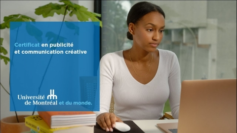 Certificat en publicité et communication créative
