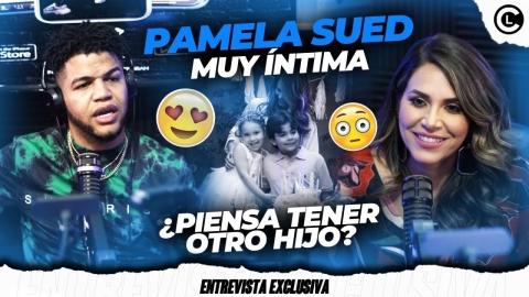 """PAMELA SUED """"LA ENTREVISTA MÁS SINCERA"""" SE FRIZA AL HABLARLE DE..."""