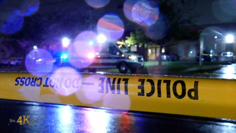 Mississauga: Man shot to death at eerie rainy business district...