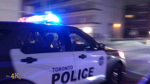 Toronto: Man found with gunshot wounds at Weston Rd apartment 4-7-2021
