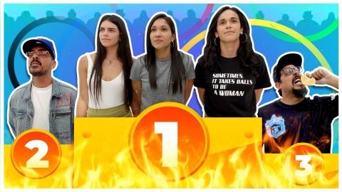 Entrevista al 1er equipo femenino de Baloncesto en ir a las Olimpiadas 🏅🏆🏅