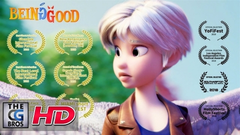 **Award Winning** CGI 3D Animated Short Film:...