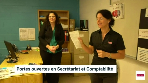 DEP | Secrétariat et Comptabilité