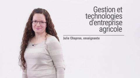 DEC | Gestion et technologies d'entreprise agricole