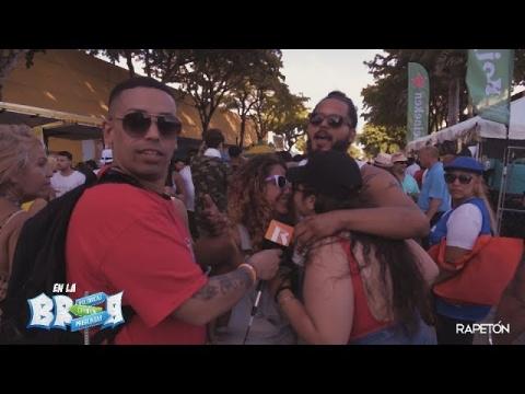 Rapetón desde La Calle 8 en Miami ¿Cual es tu...