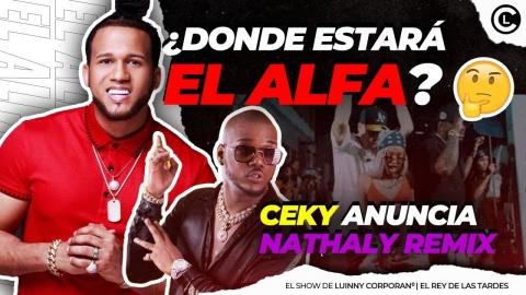 """EL ALFA """"EL JEFE"""" AUSENTE DE TODAS PARTES ¿DONDE ESTARÁ? CEKY..."""