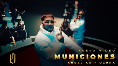 Anuel AA & Ozuna - MUNICIONES