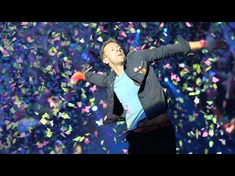 Coldplay LIVE 2018 Full Concert
