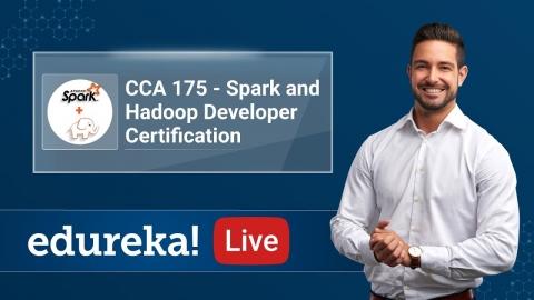 CCA 175 - Certification Hadoop & Spark Developer...