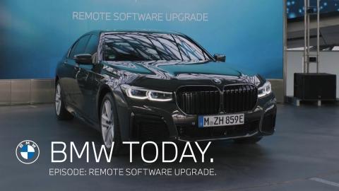 BMW Today – Episode 30: Remote Software Upgrade.