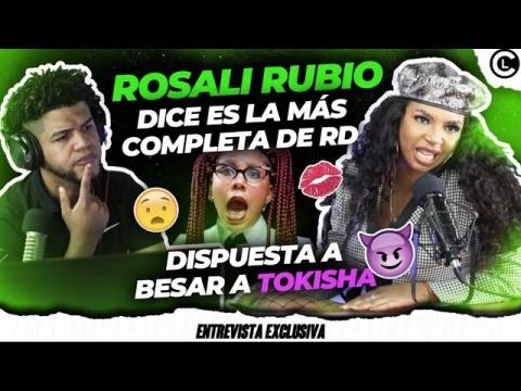 ROSALY RUBIO DISPUESTA A ENTRAR EN TOA CON TOKISHA 💦 DICE ES LA...