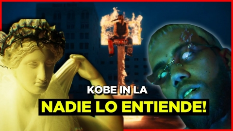 Jhay Cortez - Kobe En LA - UN TERRIBLE FINAL! -...