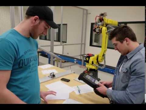 AEC | Robotique industrielle