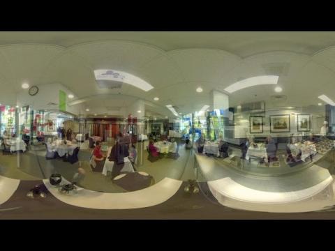 Visite virtuelle de l'École hôtelière de Laval