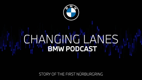 #050 Fast and furious: the story of the first Nürburgring 24h | BMW Podcast