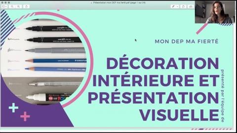 DEP | Décoration intérieure et présentation visuelle