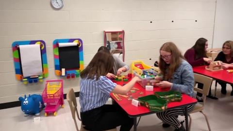 DEC | Techniques d'éducation à l'enfance