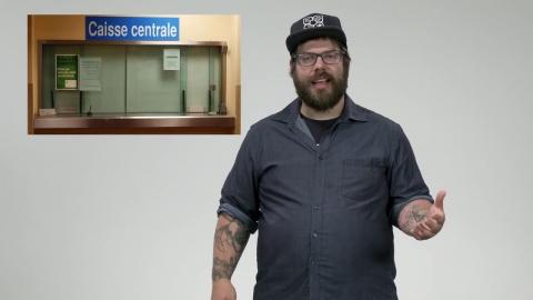 Visite virtuelle du cégep du Vieux Montréal