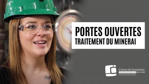 DEP | Conduites de machines du traitement du minerai