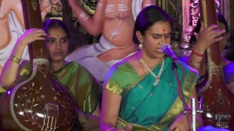 Carnatic Music Concert | S. Aishwarya | Trinity...